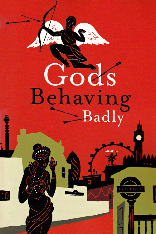 Gods Behaving Badly poster