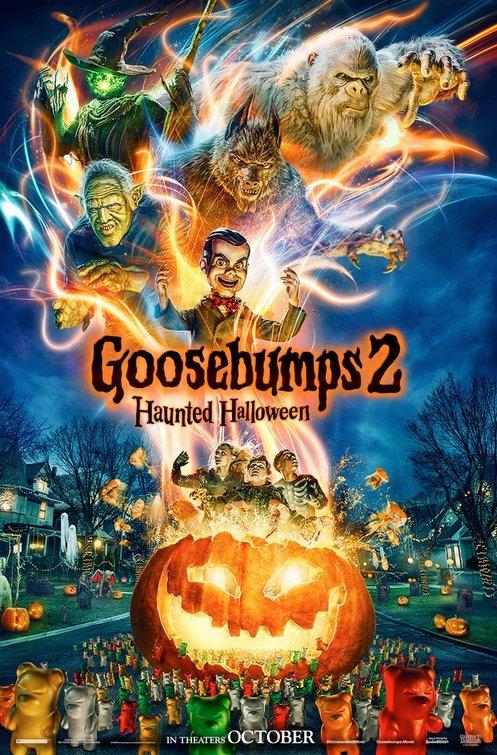 Goosebumps 2 Haunted Halloween Dvd Release Date Redbox Netflix