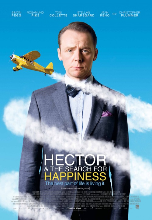 Hector and the Search for Happiness poster