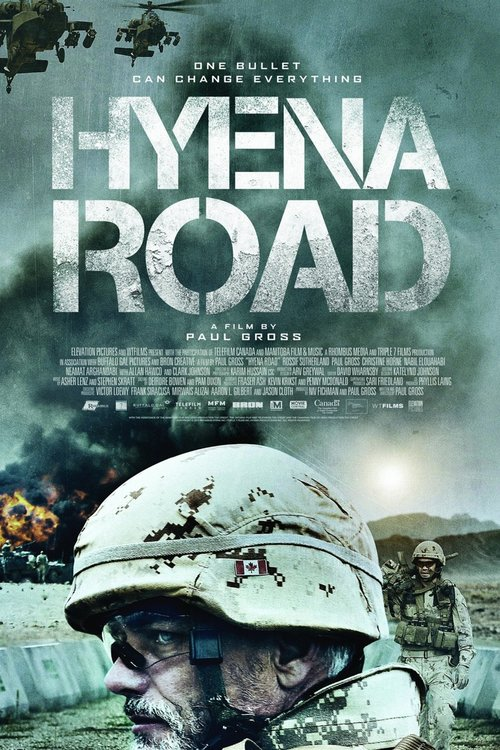 Hyena Road poster