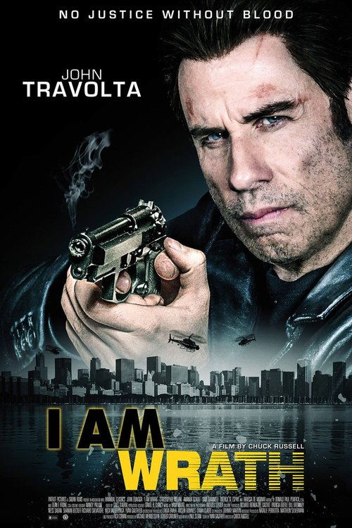 I Am Wrath poster