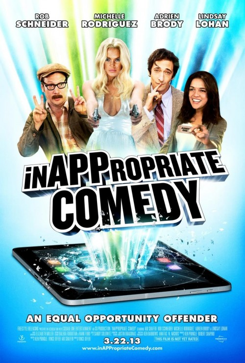 InAPPropriate Comedy poster