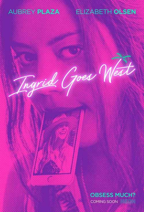 Ingrid Goes West poster