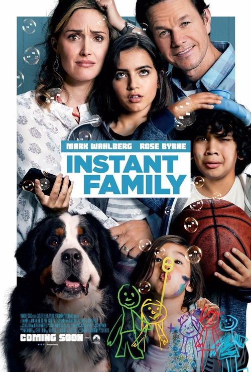 Instant Family poster