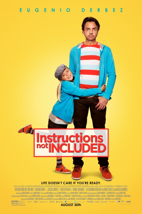 instructions not included netflix