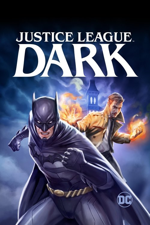 Justice League Dark poster
