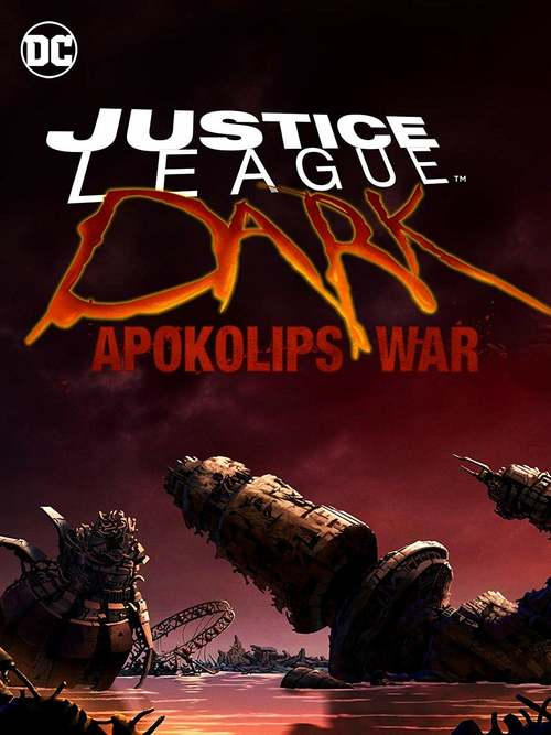 Justice League Dark: Apokalips War poster