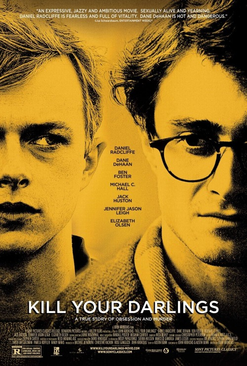 kill your darlings dvd release date redbox netflix
