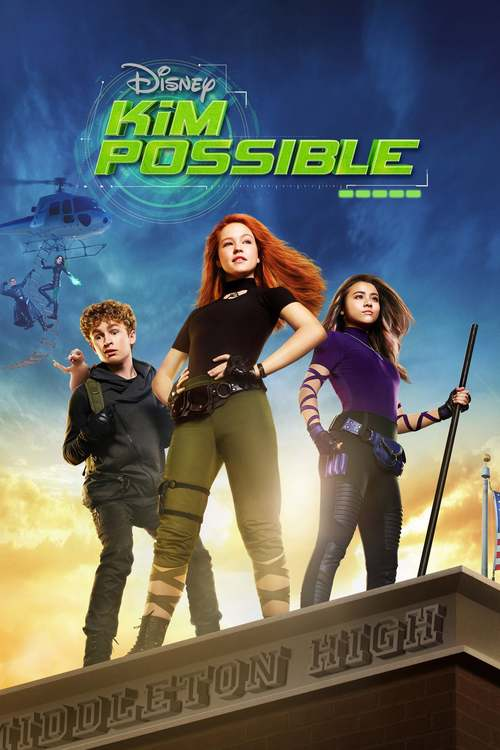 Kim Possible poster