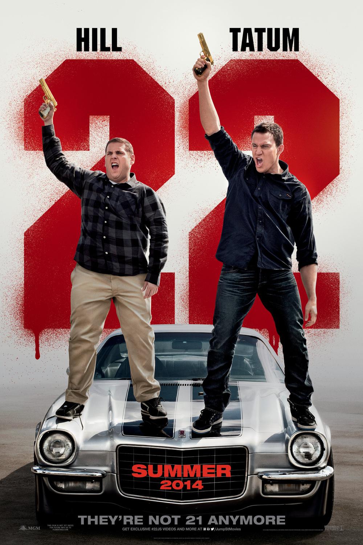 22 Jump Street DVD Release Date | Redbox, Netflix, iTunes ...