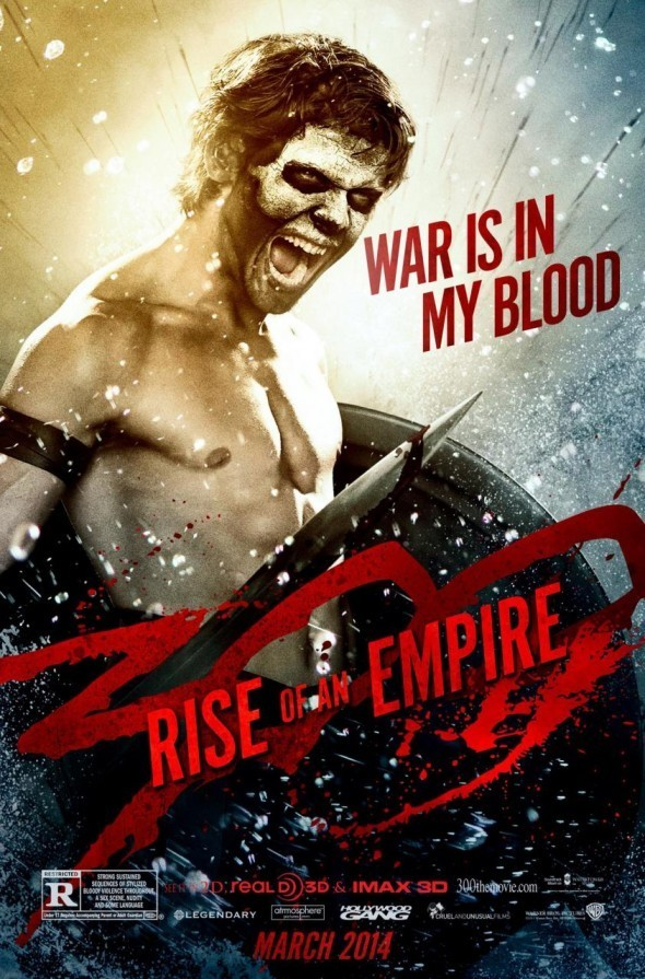 300: Rise of an Empire DVD Release Date | Redbox, Netflix