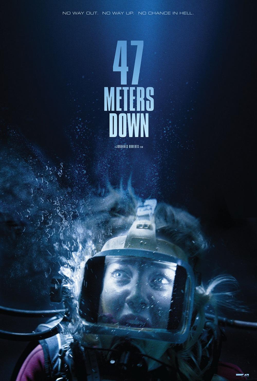 47 Meters Down Netflix