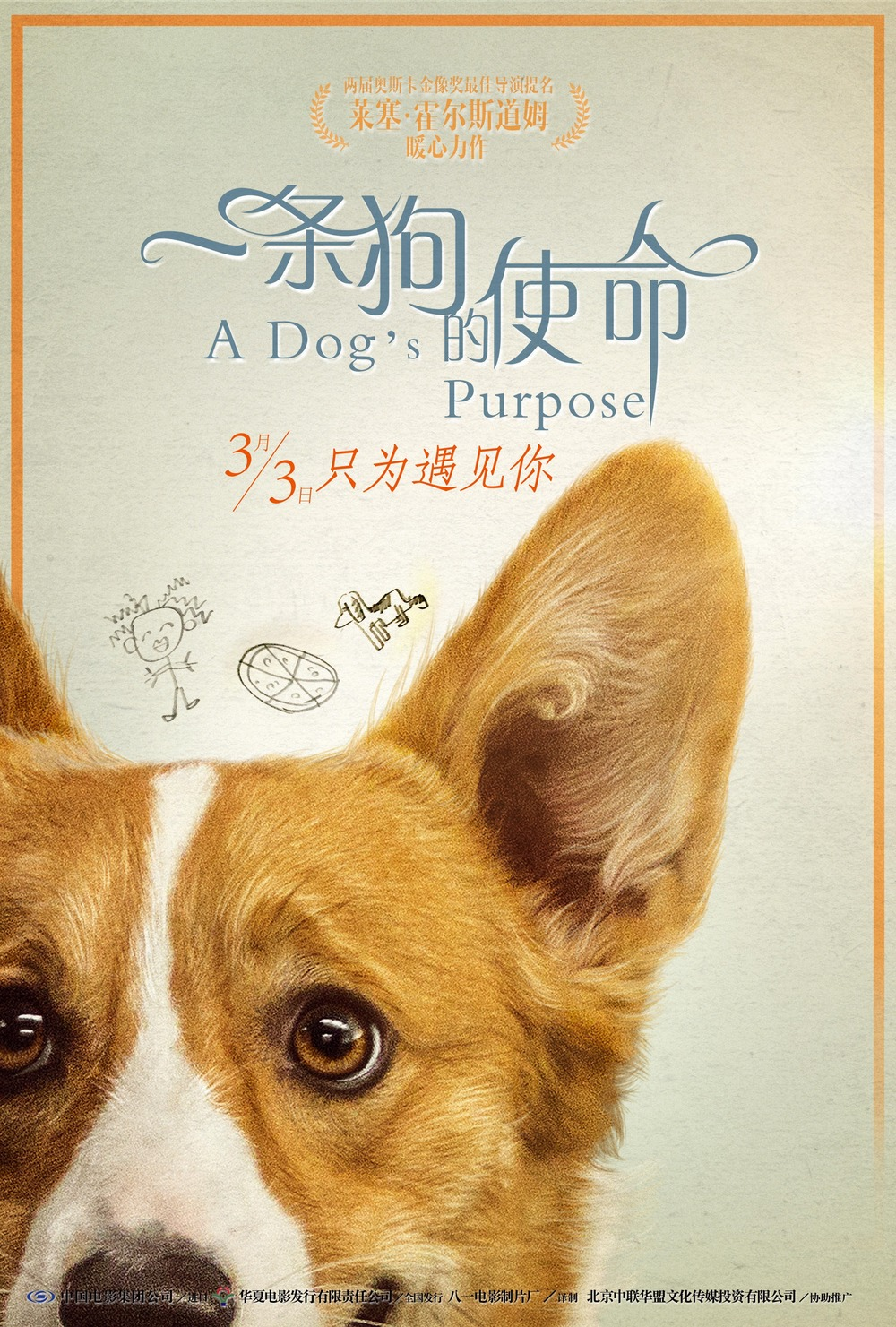 A Dog S Purpose Amazon Movie