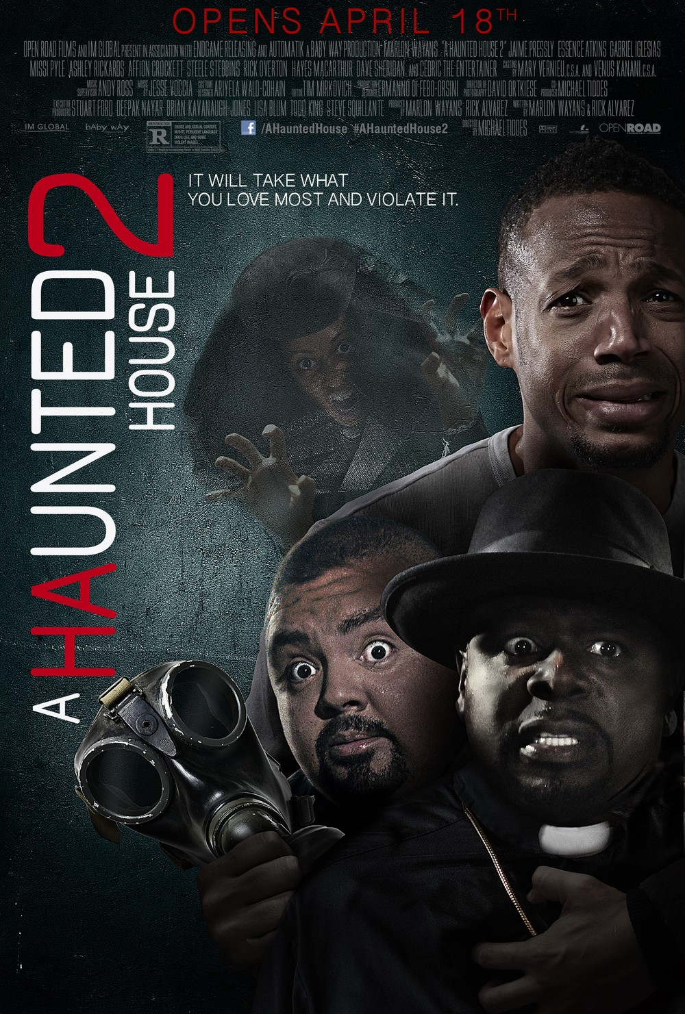 A haunted house movie dvd release date - New films on