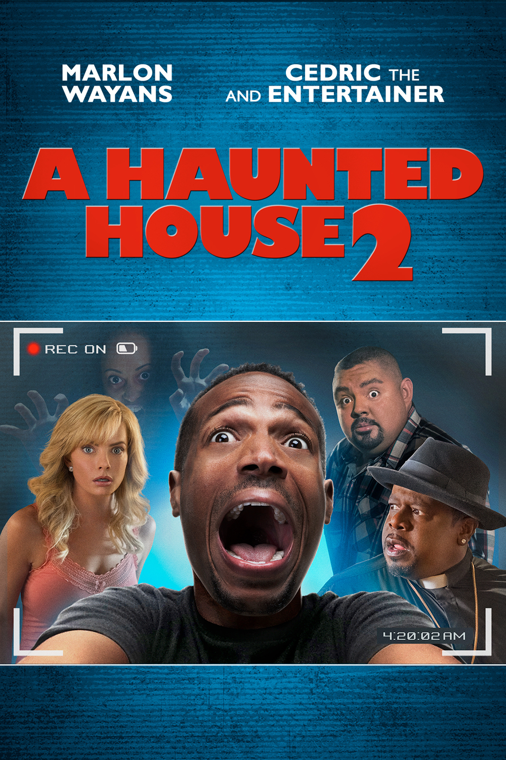 A Haunted House  Is A Parody Of What Movies