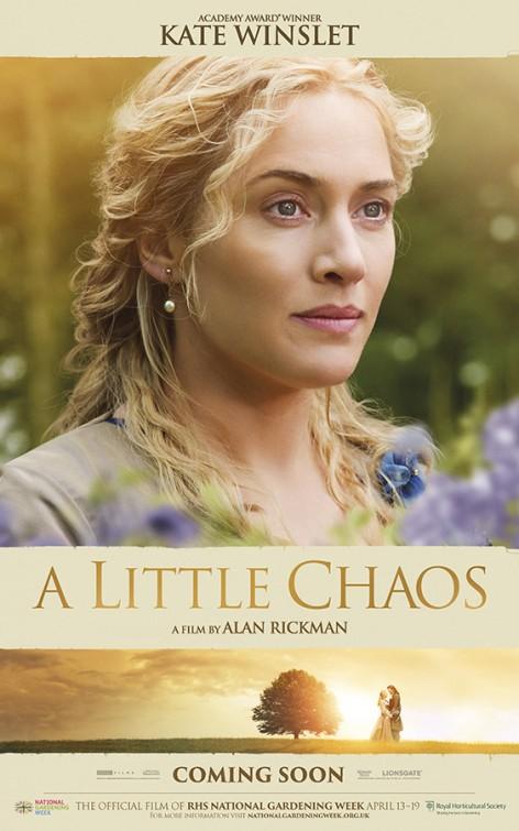 A Little Chaos DVD Release Date | Redbox, Netflix, iTunes