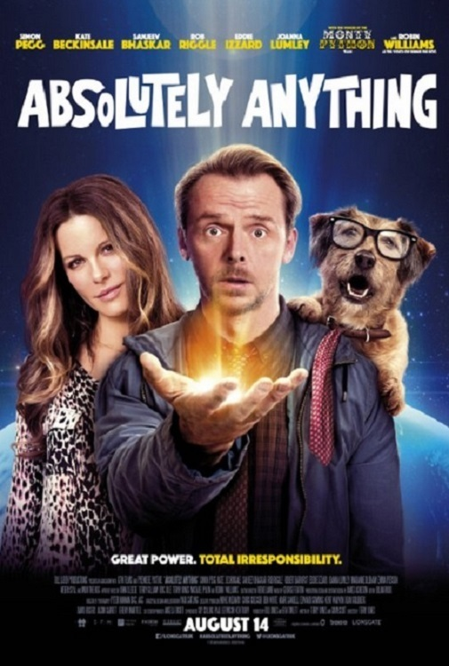 Absolutely Anything DVD Release Date | Redbox, Netflix ...