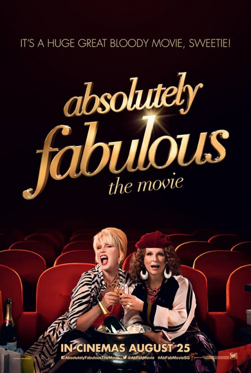 Absolutely Fabulous The Movie Dvd Release