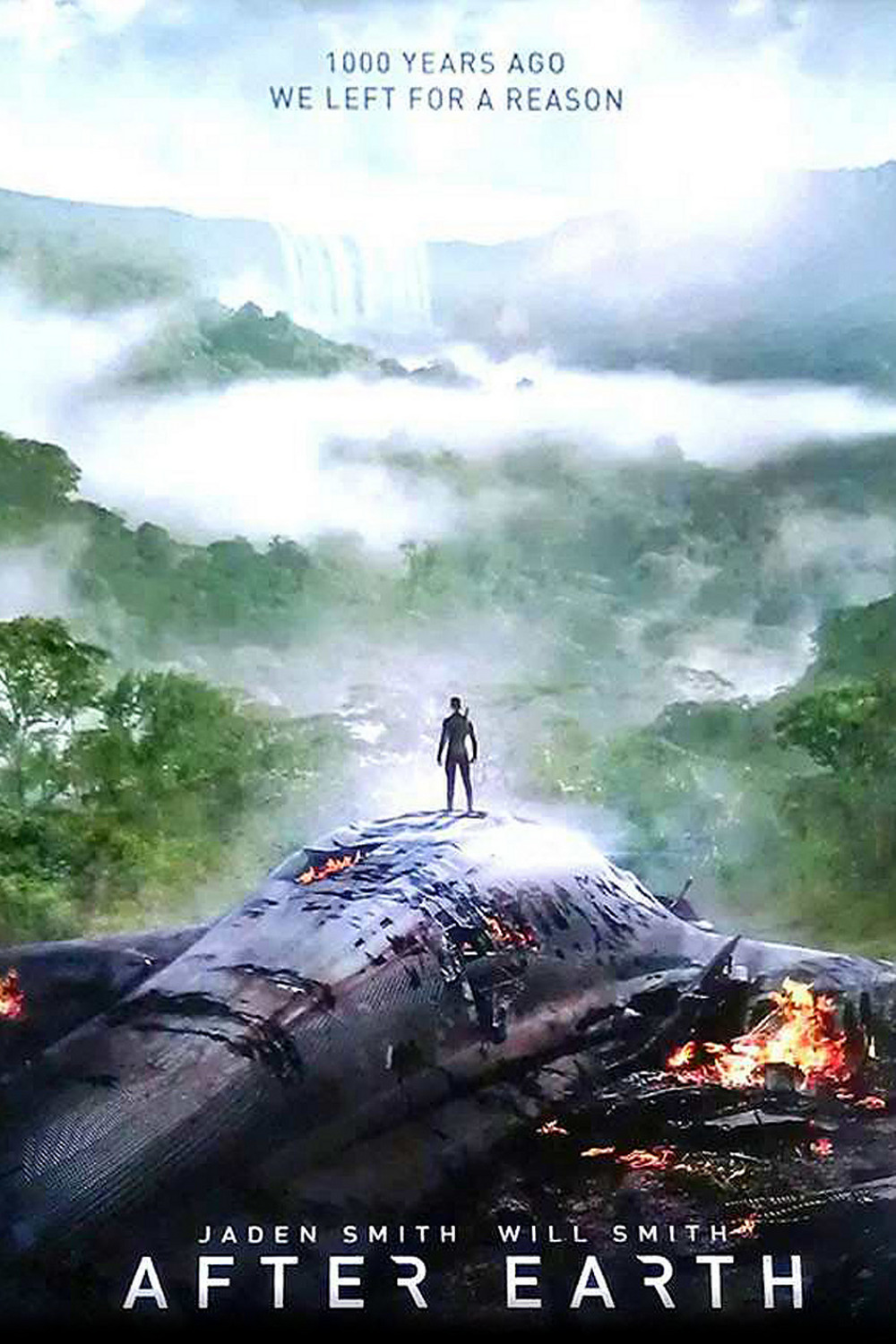 After Earth ( ) - Blood Contamination Scene (5/10 ...