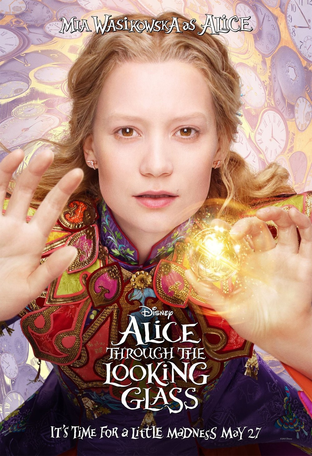 Alice Through the Look...
