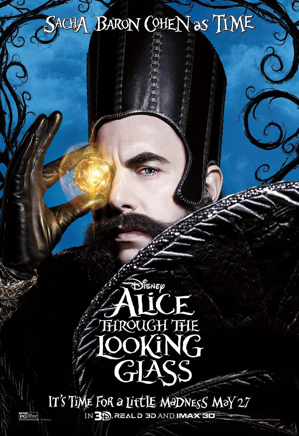 Alice through the looking glass dvd release date redbox for L autre cote du miroir