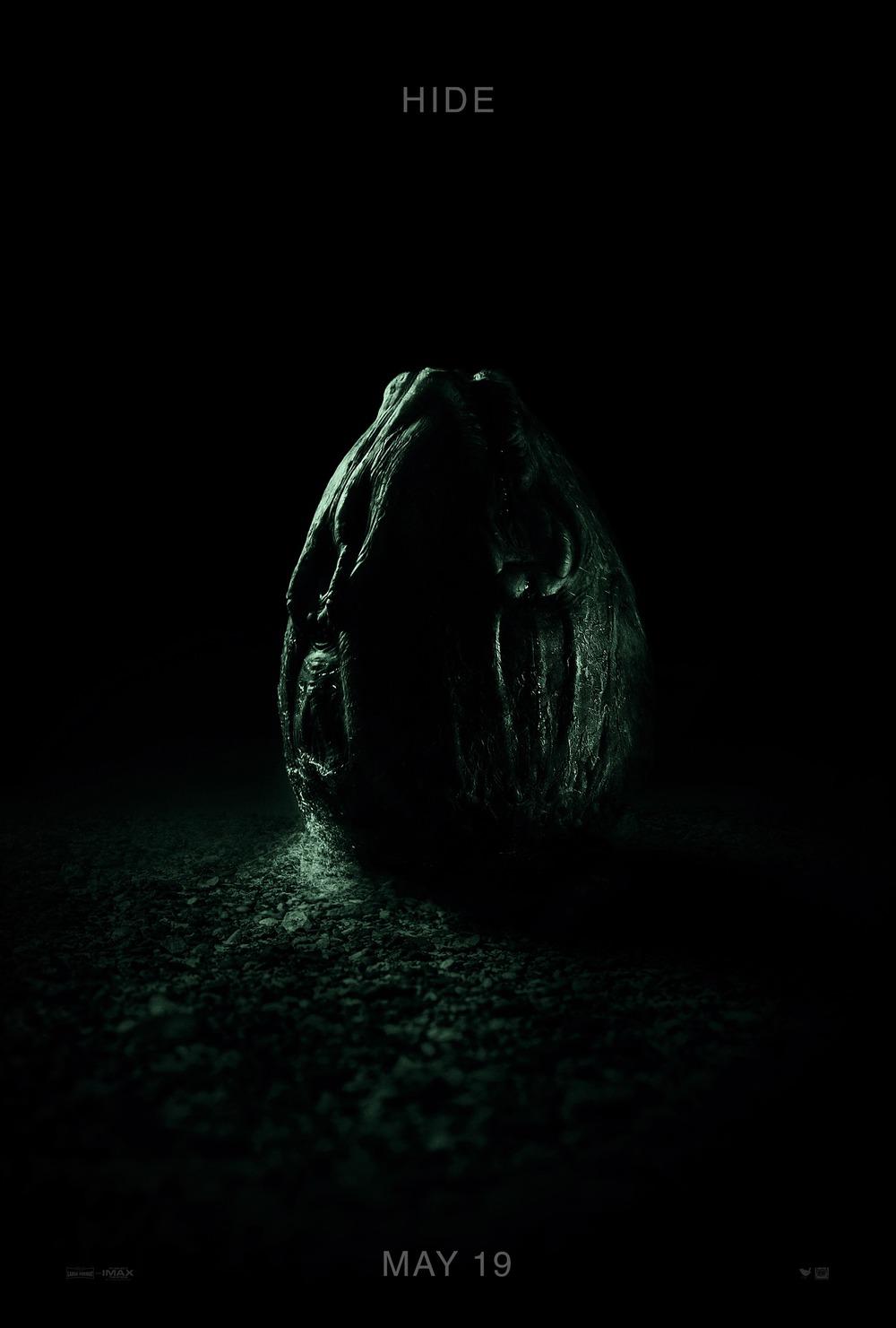 alien covenant release