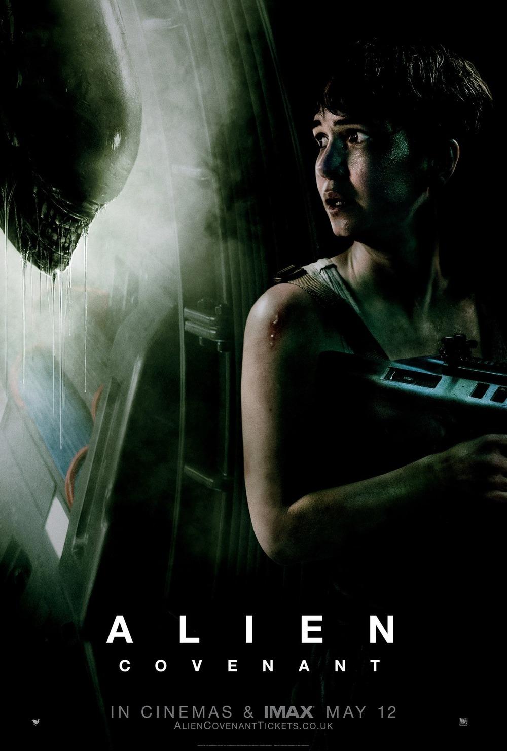 Alien Covenant Dvd