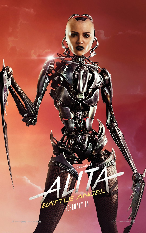 Alita Battle Angel Bewertung