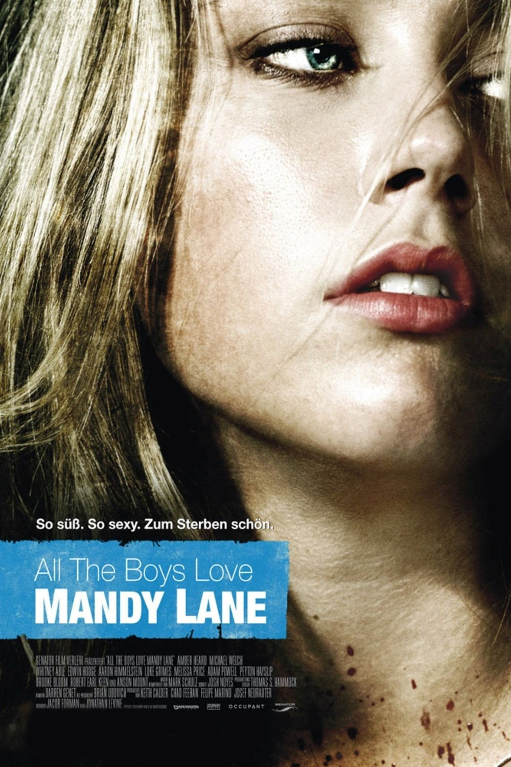 All The Boys Love Mandy Lane DVD Release Date