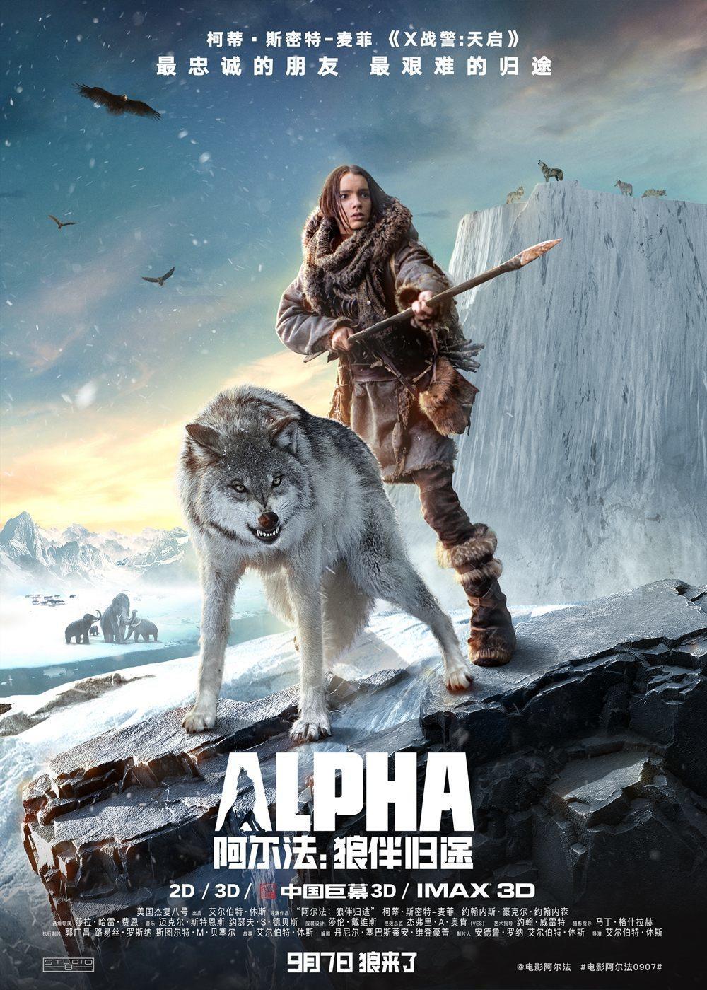 alpha film 2019