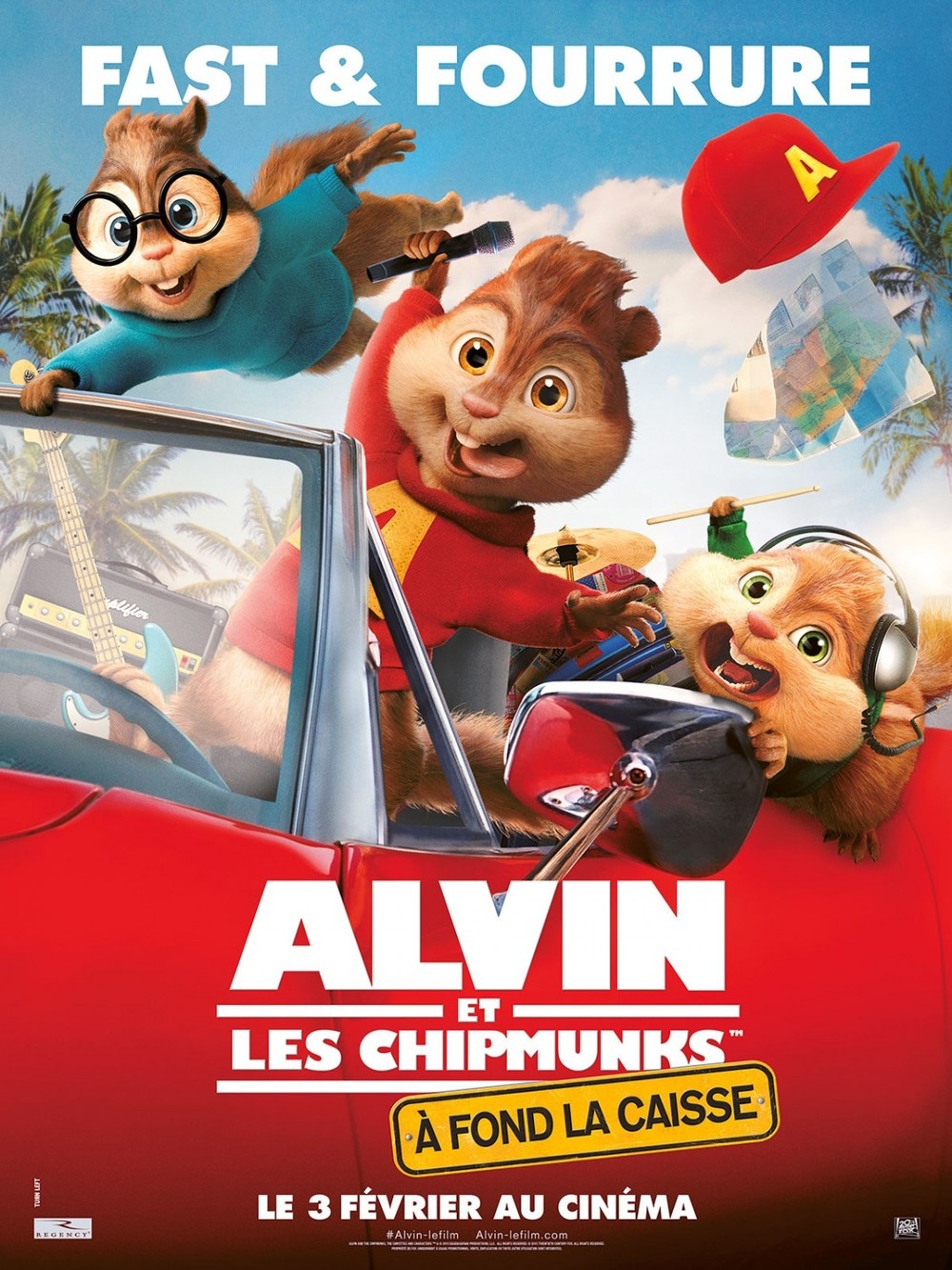 Alvin And The Chipmunks The Road Chip Dvd Release Date