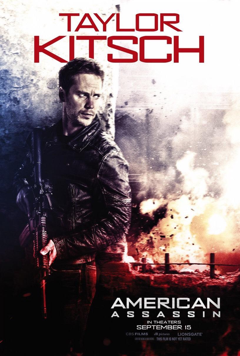 American Assassin Netflix