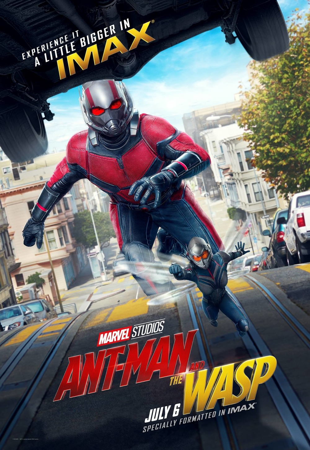 Ant Man And The Wasp Kinox