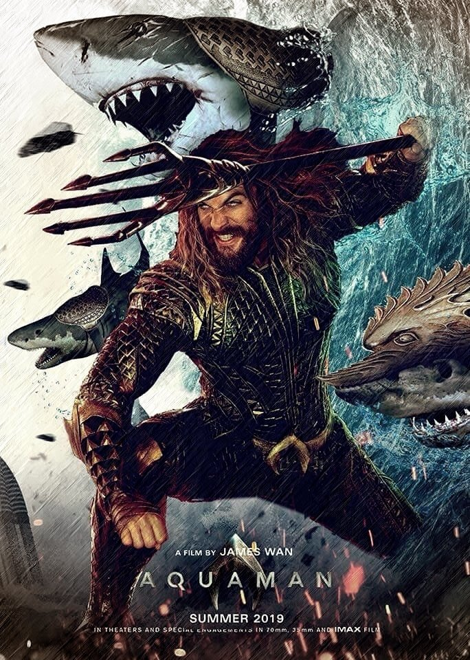 Aquaman DVD Release Date | Redbox, Netflix, iTunes, Amazon