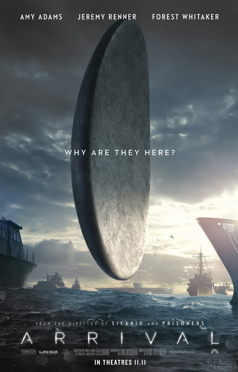 Arrival release date