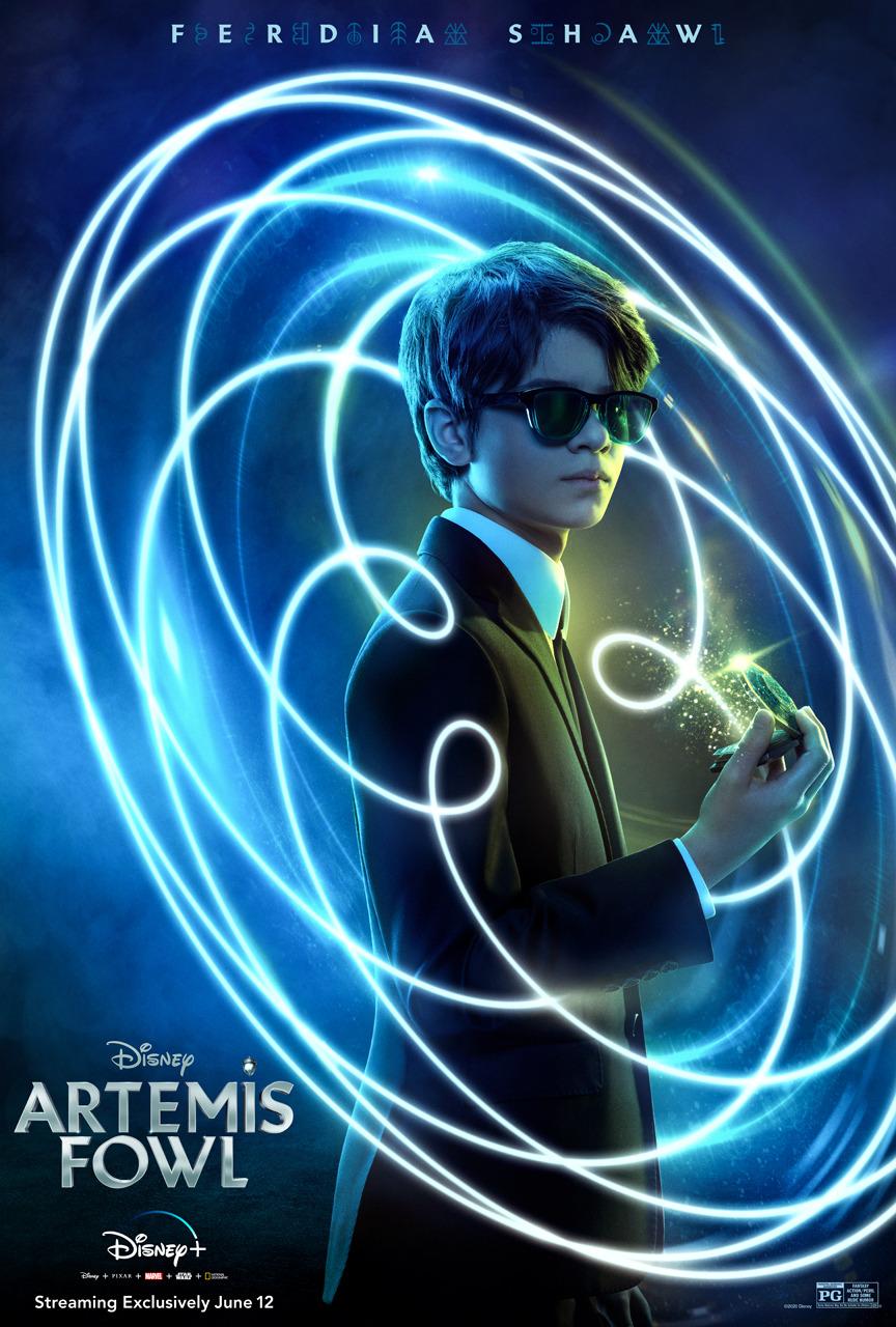 Artemis Fowl DVD Release Date | Redbox, Netflix, iTunes