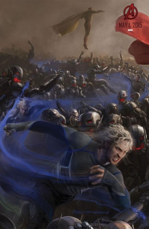 Avengers age of ultron release date