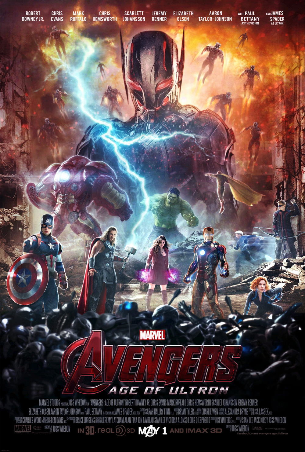 Avengers Release Date | Image