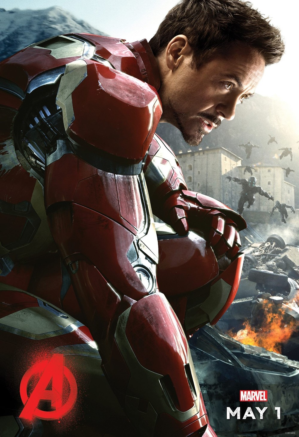The avengers age of ultron release date