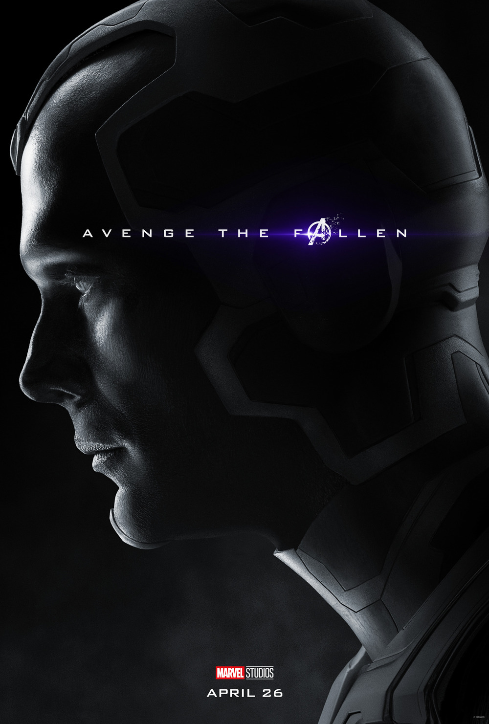 Avengers Endgame Movie Poster Amazon