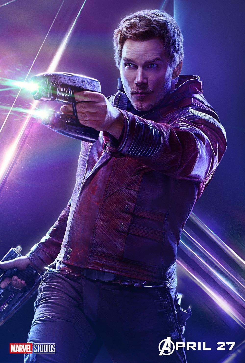 Avengers Infinity War Amazon