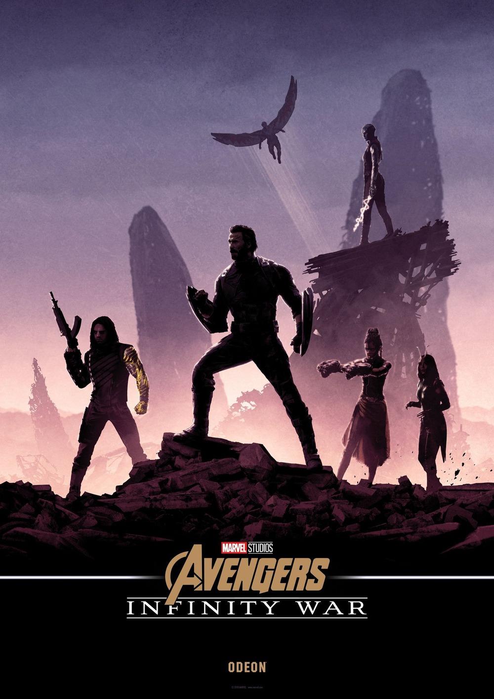 Amazon Infinity War