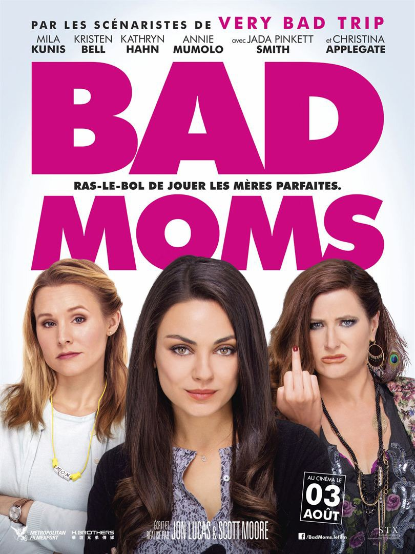 Netflix Bad Moms