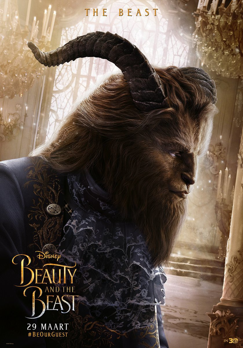 Beauty and the beast release date in Australia