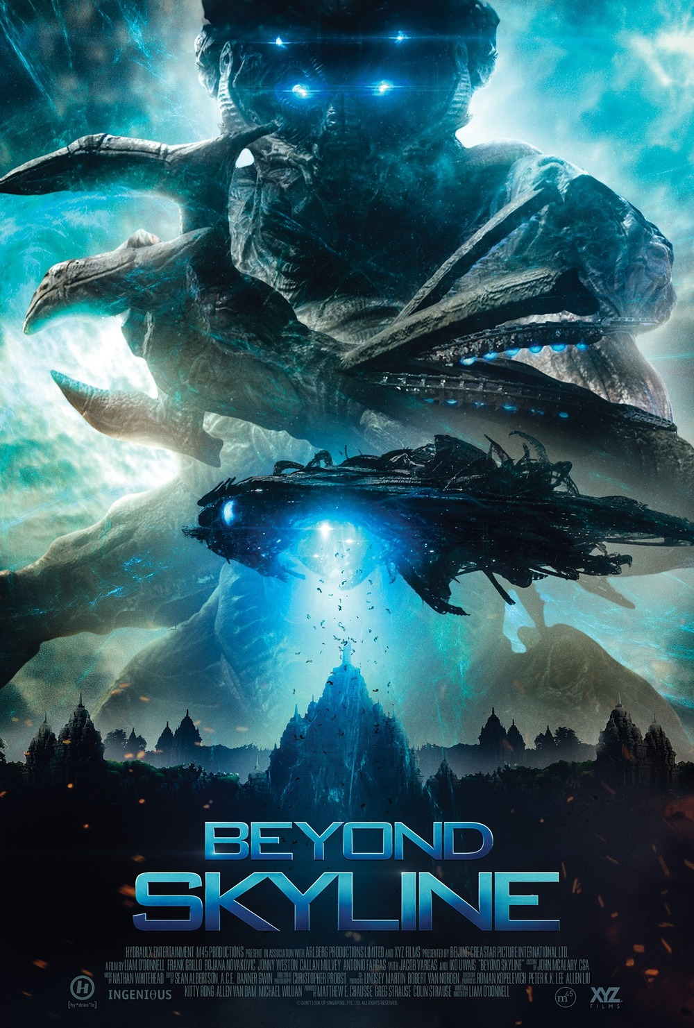 Beyond Skyline DVD Release Date   Redbox, Netflix, iTunes ...