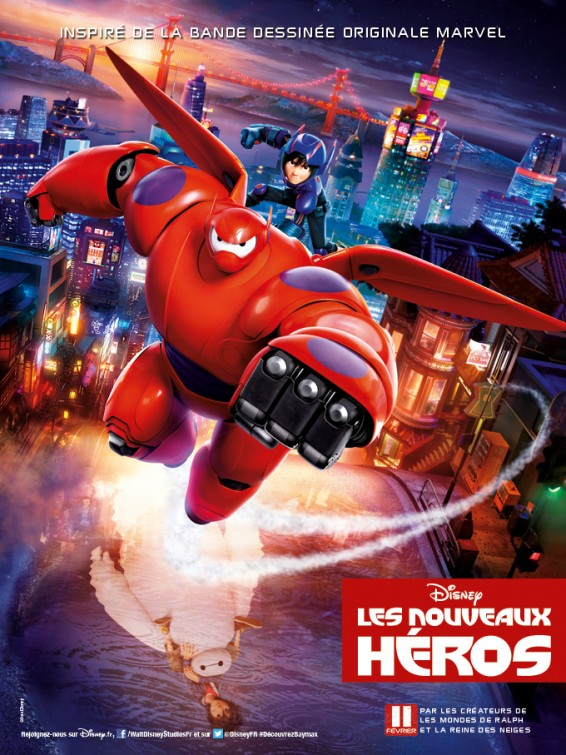 Big hero 6 release date in Australia