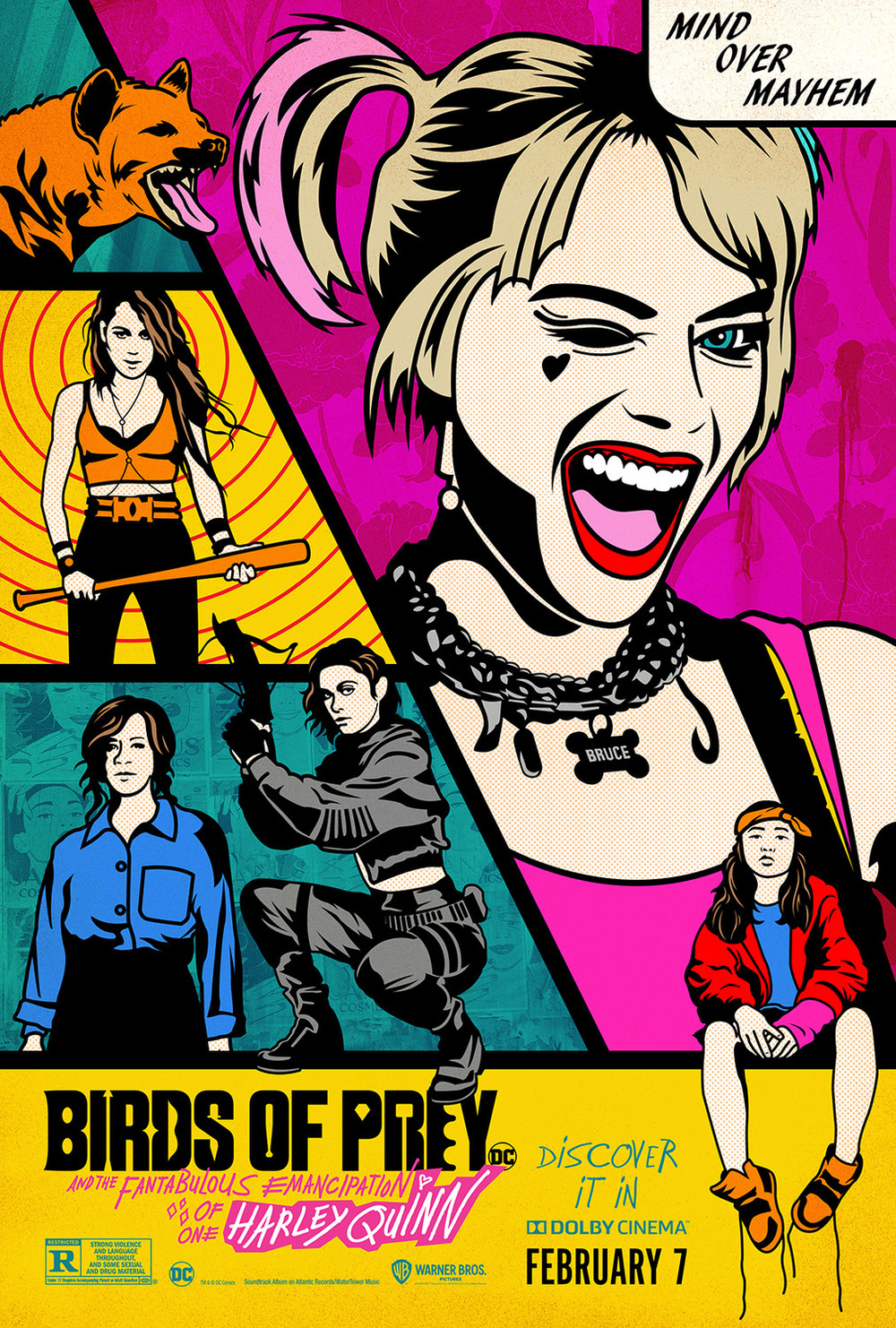 Birds Of Prey Dvd Release Date Redbox Netflix Itunes Amazon