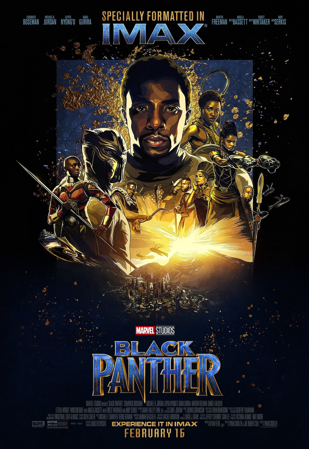 Black Panther Release