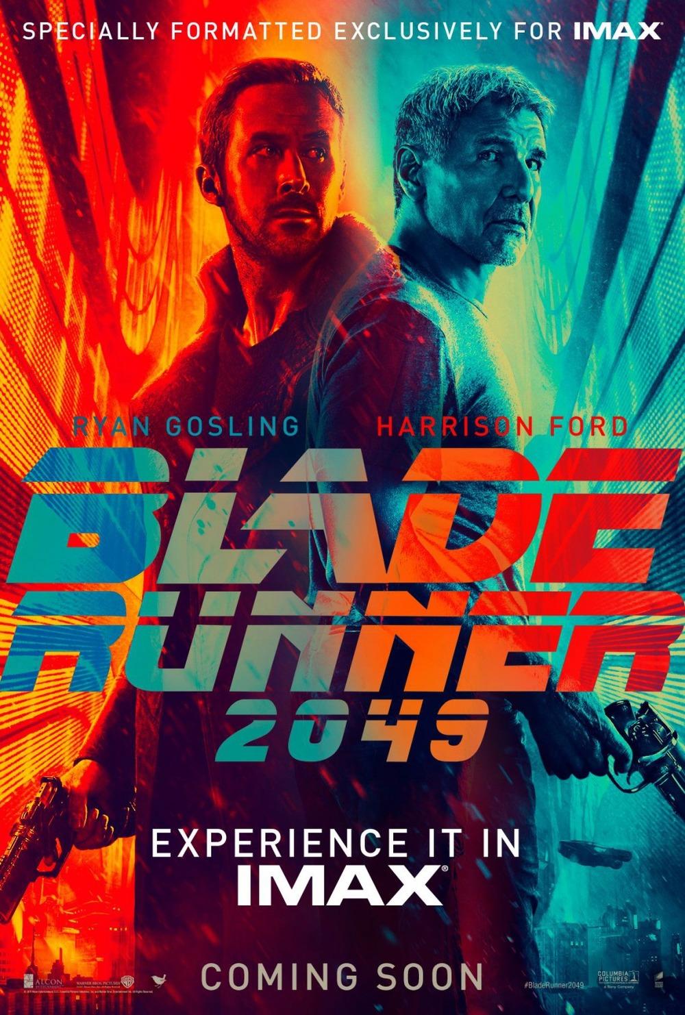 Blade Runner 2049 (2021)