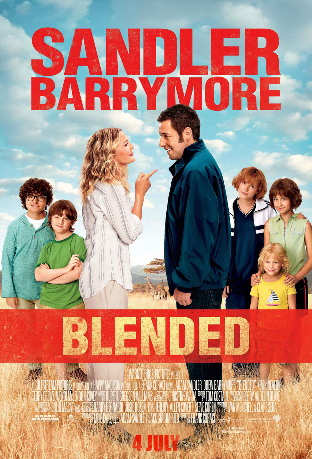 Blended Poster Related...